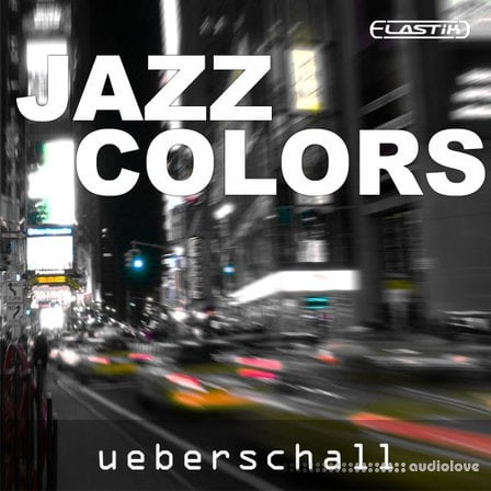 Ueberschall Jazz Colors Elastik