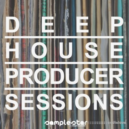 Samplestar Deep House Producer Sessions WAV MiDi