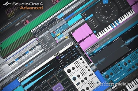 Groove3 Studio One 4 Advanced TUTORiAL