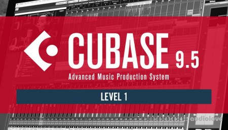 Sonic Academy How To Use Cubase 9.5 Beginner Level 1 TUTORiAL