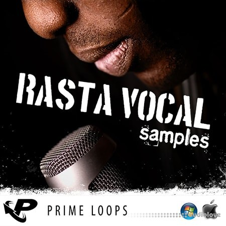 Prime Loops Rasta Vocal Samples WAV