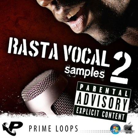 Prime Loops Rasta Vocal Samples Vol.2 WAV