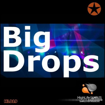 HighLife Samples Big Drops WAV MiDi