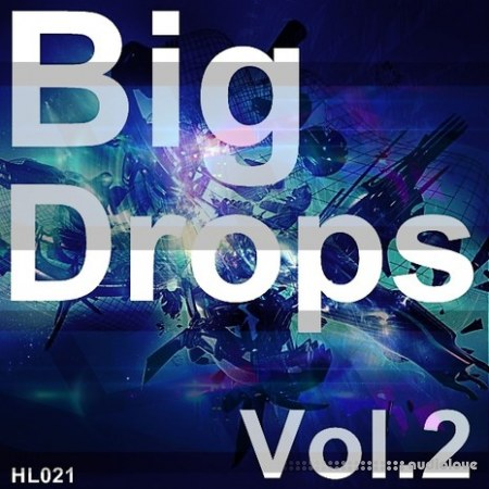 HighLife Samples Big Drops Vol.2 WAV MiDi