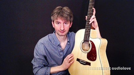 Udemy Bluegrass for the Curious Guitarist TUTORiAL