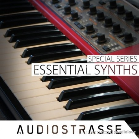 Audiostrasse Special Series Essential Synths WAV