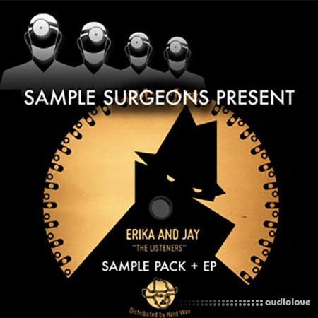 Sample Surgeons Erika and Jay The Listeners WAV