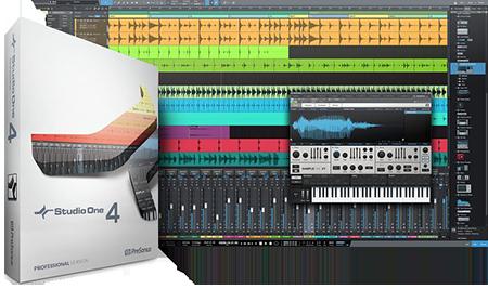 PreSonus Studio One 4 Professional v4.6.0 / v4.6.1 WiN MacOSX