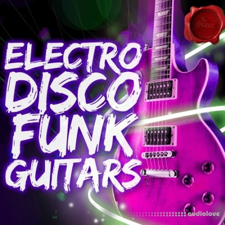 Fox Samples Electro Disco Funk Guitars WAV