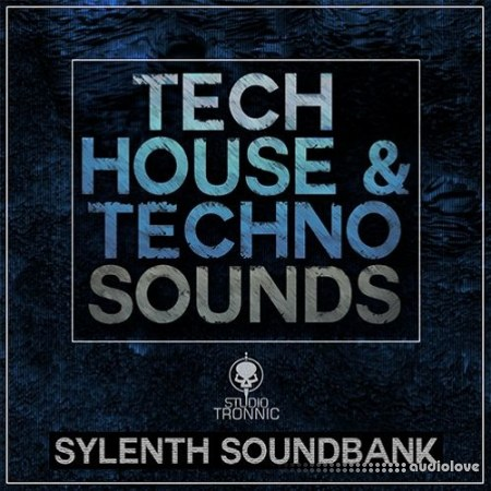 Studio Tronnic Tech House and Techno Sounds Synth Presets