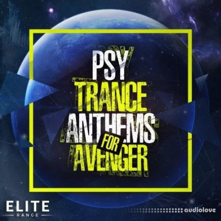 Trance Euphoria Psy Trance Anthems Synth Presets WAV MiDi