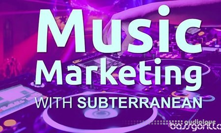 BassGorilla Music Marketing With Subterranean TUTORiAL