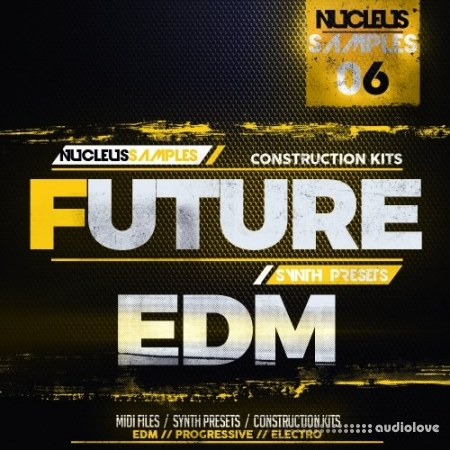 Nucleus Samples Future EDM WAV MiDi Synth Presets