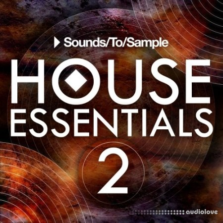 Sounds To Sample House Essentials 2 WAV MiDi