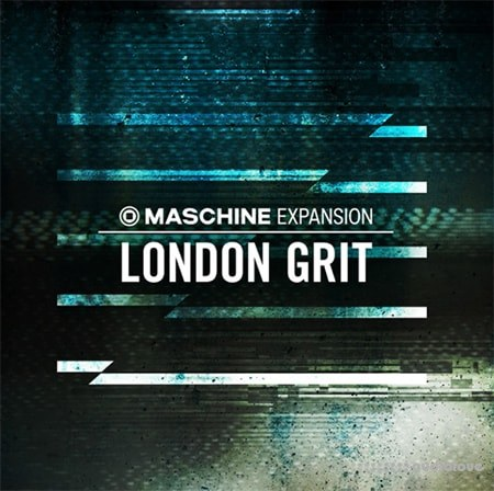 Native Instruments Maschine Expansion London Grit v2.0.0 MacOSX