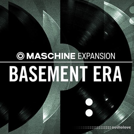 Native Instruments Maschine Expansion Basement Era v2.0.0 MacOSX