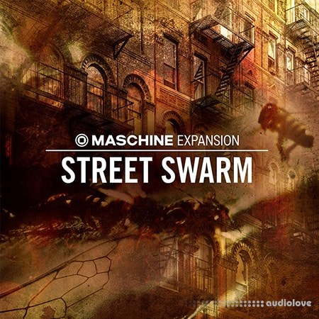 Native Instruments Maschine Expansion Street Swarm v2.0.0 MacOSX
