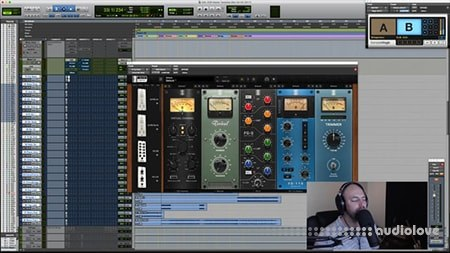 David Glenn Inside the Mix Redimi2 TUTORiAL