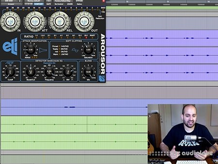 Matthew Weiss Mixing Drums with Compression TUTORiAL