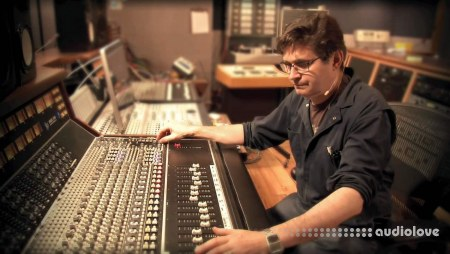 Pro Studio Live Steve Albini Analog Mixing Session TUTORiAL