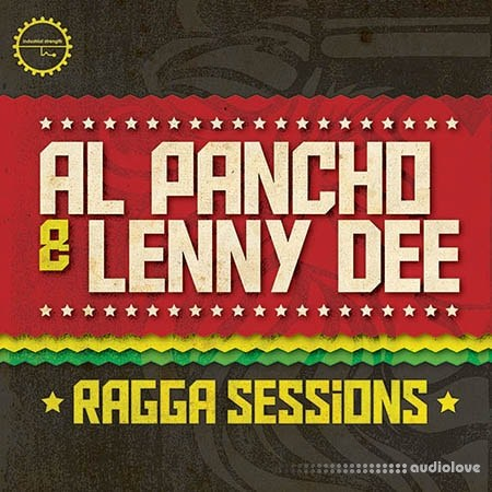 Industrial Strength Records Al Pancho and Lenny Dee Ragga Sessions WAV MiDi Synth Presets AiFF