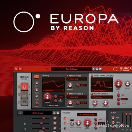 PropellerHead Europa by Reason v2.0.0 CE / v2.0.0 r2 WiN