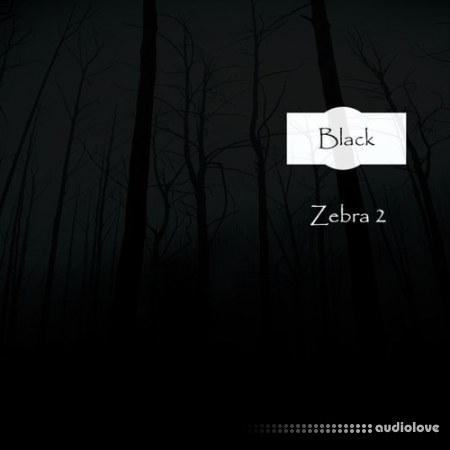 Triple Spiral Audio Black Soundset for Zebra 2 Synth Presets