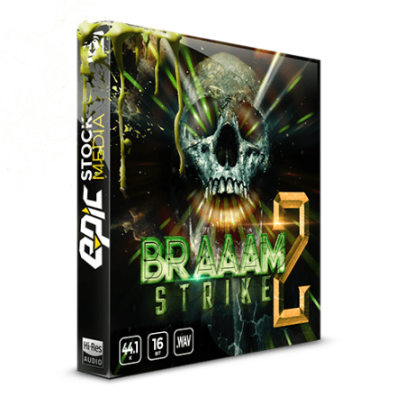 Sound Yeti BRAAAM Strike 2