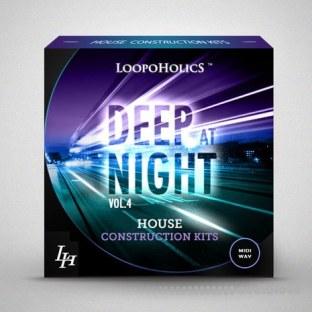 Loopoholics Deep At Night Vol.4 House Construction Kits
