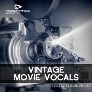 Resonance Sound Vintage Movie Vocals