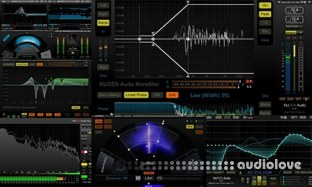 NuGen Audio Plugins 09.05.2018