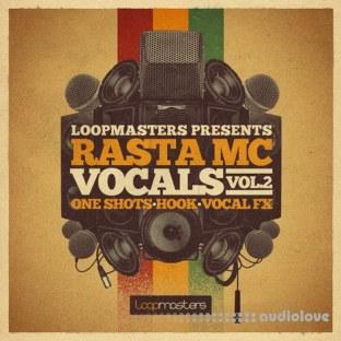 Loopmasters Rasta MC Vocals Vol.2