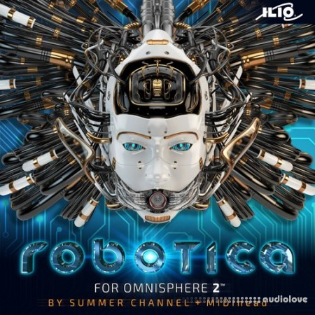 ILIO Robotica Synth Presets
