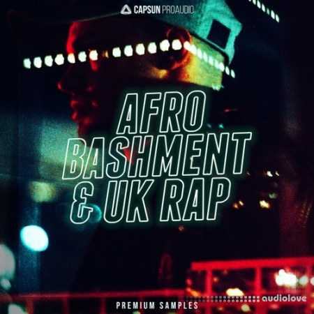 CAPSUN ProAudio Afro Bashment and UK Rap WAV