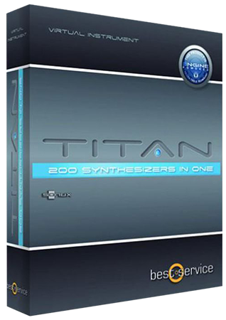 Best Service Titan Virtual Instrument Engine 2
