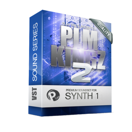Industry Kits PLM Kingz Synth1 V2 Preset Bank Synth Presets