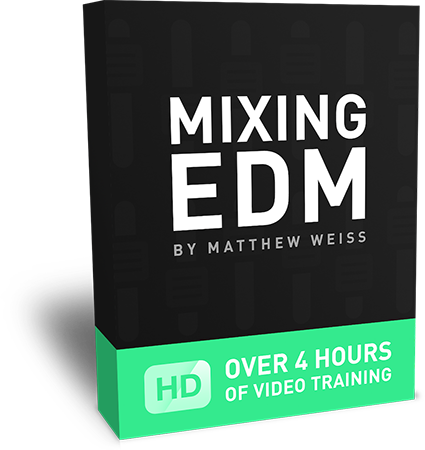 Matthew Weiss Mixing EDM Bundle TUTORiAL