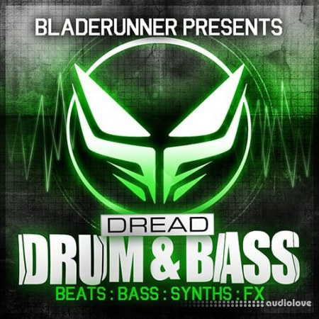 Loopmasters Dread Recordings Bladerunner Dread Drum and Bass MULTiFORMAT