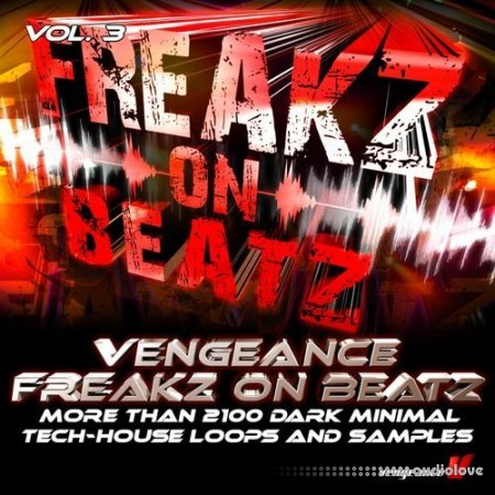 Vengeance Freakz On Beatz Vol.3 WAV