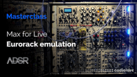 ADSR Sounds Max for Live Eurorack Emulation TUTORiAL