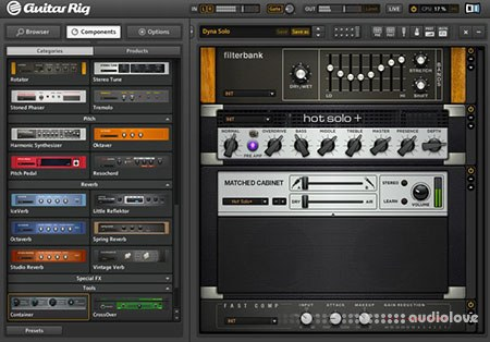 Native Instruments Guitar Rig 5 v5.2.2 WiN MacOSX