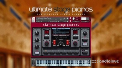 Júnior Porciúncula Nord Stage 3 Ultimate Stage Pianos KONTAKT