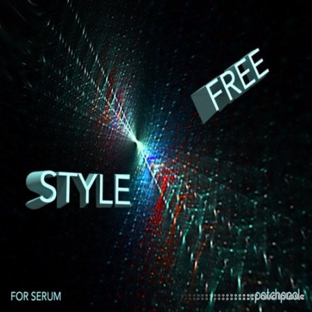 Patchpool Free Style Soundset for Serum WAV Synth Presets