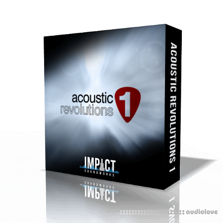 Impact Soundworks Acoustic Revolutions 1 WAV REX