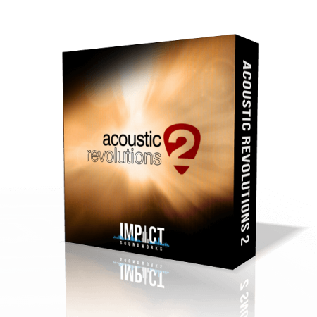 Impact Soundworks Acoustic Revolutions 2 WAV AiFF