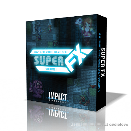 Impact Soundworks Super FX Volume 1 WAV
