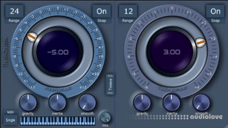 QuikQuak Pitchwheel v5.01 MacOSX