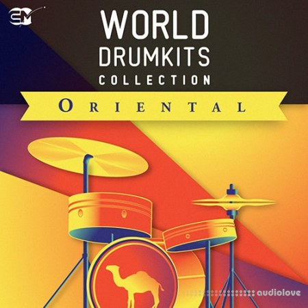 EarthMoments Oriental World Drumkits Collection WAV REX