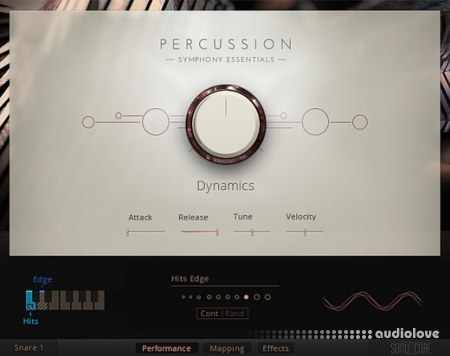 Native Instruments Symphony Essentials Percussion KONTAKT
