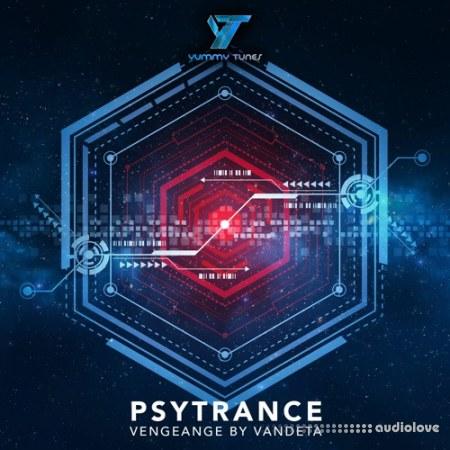 Yummy Tunes Psytrance Vengeance by Vandeta WAV MiDi Synth Presets